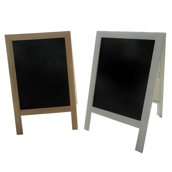Table Top Black Board A Frames
